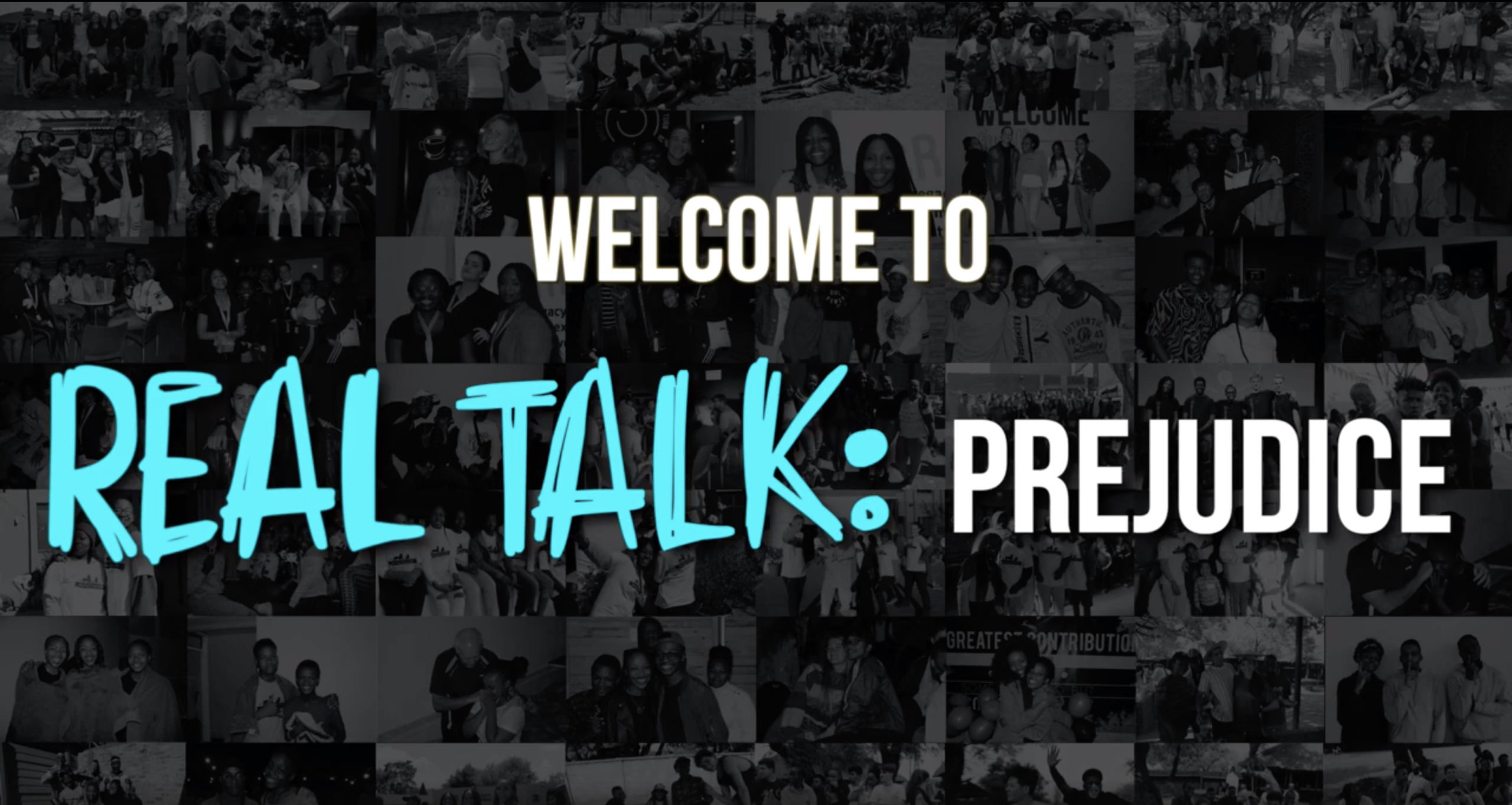 Click Here to watch Youth Online – Real Talk: Prejudice